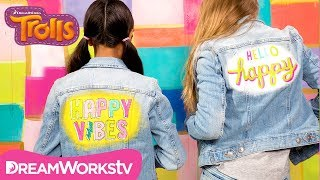 Upgrade Your Denim Jacket | TROLLS