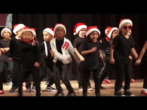 Oakwood Academy Elementary  Christmas Program 2017