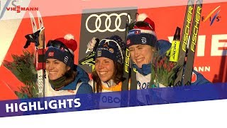 Highlights | kalla triumphs in lillehammer skiathlon fis cross country