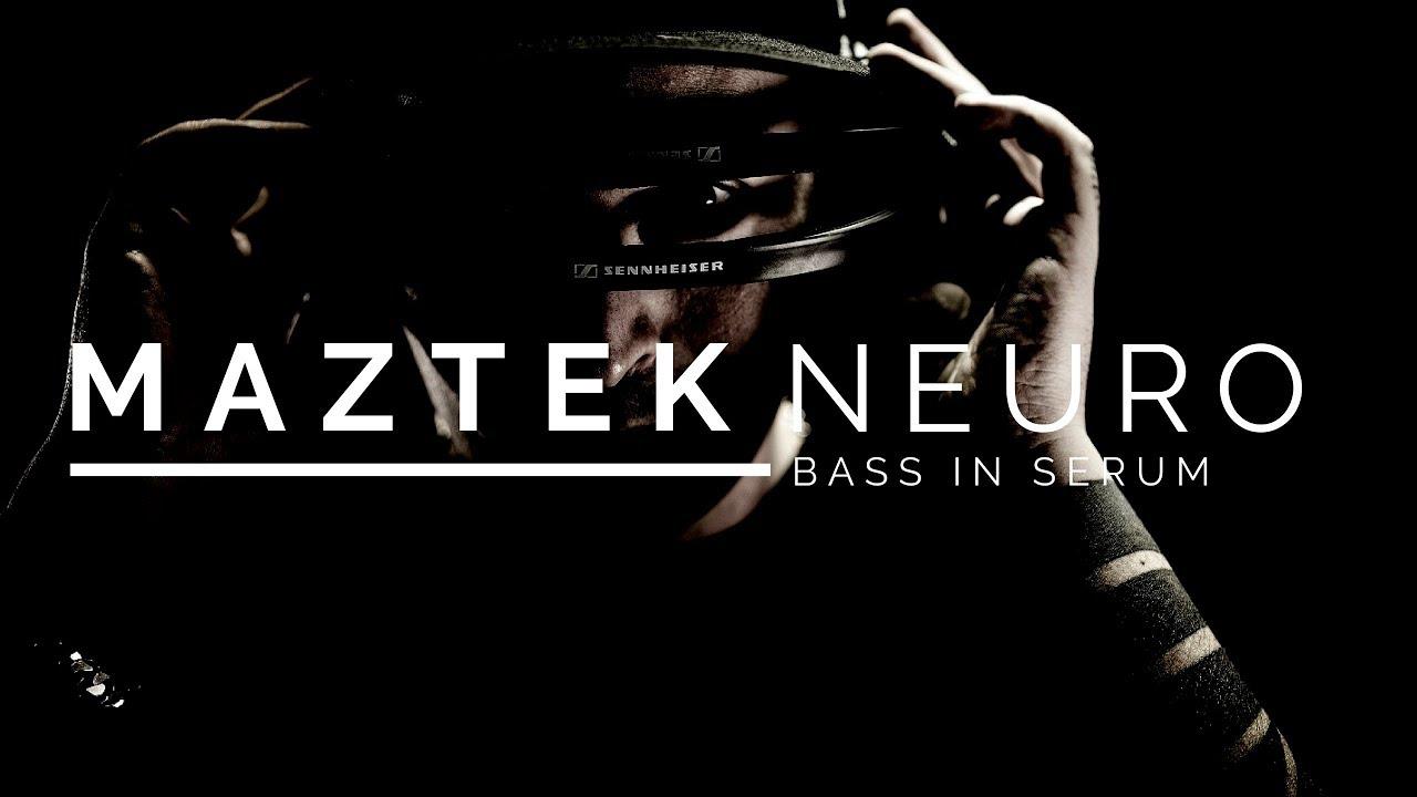 Neuro dnb bass tutorial + free sample pack.