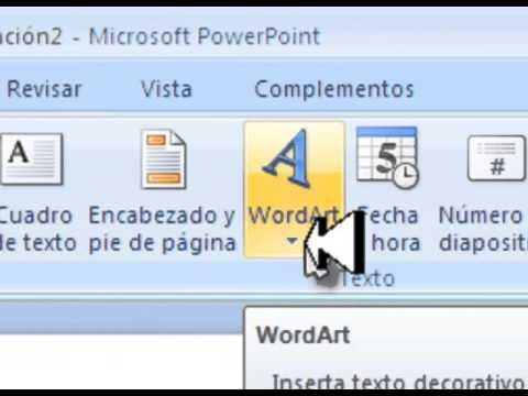 Como hacer un logo Facil y Rapido en Power Point