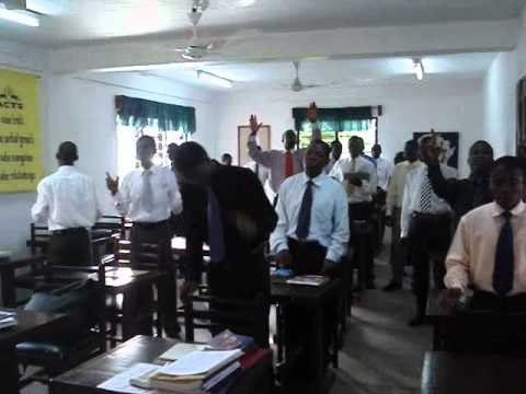 ACTS Ghana Chapel Service