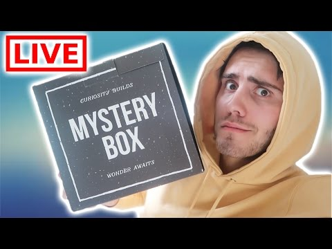 MYSTERY FOOD UNBOXING