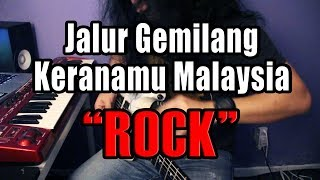 Baixar Jalur Gemilang & Keranamu Malaysia - Guitarist Malaya