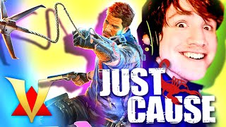 JUST CAUSE IS BACK! - Funny Sandbox Gameplay!