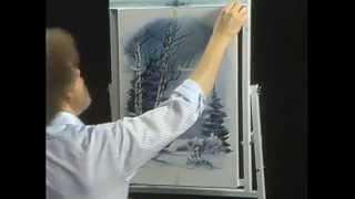 Bob Ross: The Joy of Painting - A Window on Winter