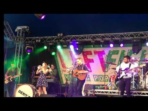 DENNIS - Glastonbury 2017 (Left Field Stage) [Audience Footage]