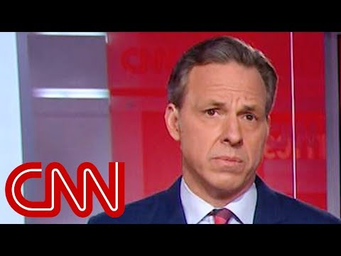 Jake Tapper rolls the tape on Giuliani's changing story