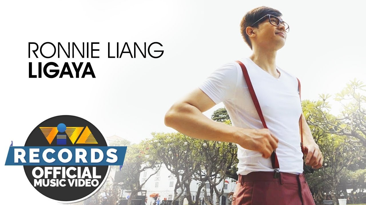 Download Ronnie Liang —Ligaya [Official Music Video]