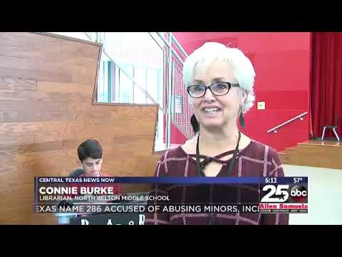 North Belton Middle School Introduces Read and Ride Program