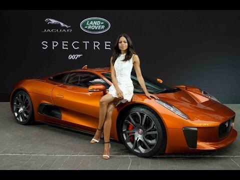 James Bond SPECTRE 700 Party for Global Unveiling of Jaguar Land Rover Bond Cars - Unravel Travel TV