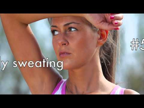 Problems Athletic Girls Face