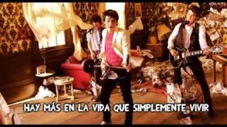 Hold On - Jonas Brothers (Traducida al español)