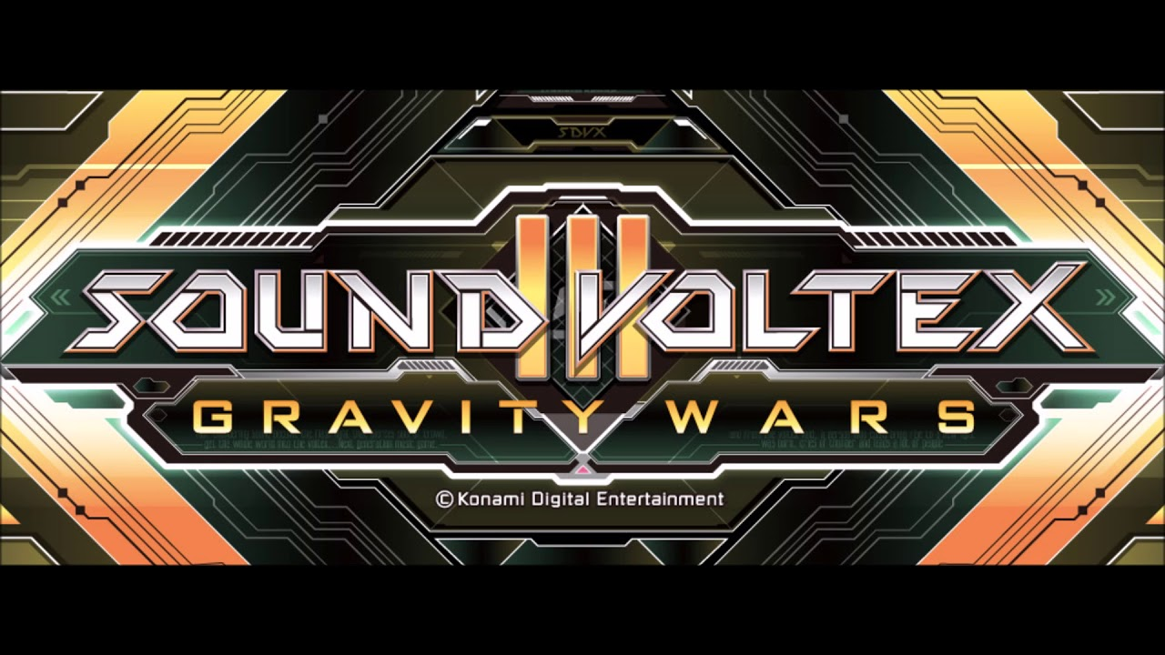 Sound Voltex III Gravity Wars Season 2 - Online Lobby Extended Edit