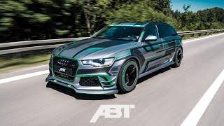1.000 HP ABT RS6-E Concept | ABT Sportsline