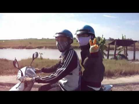 Chuyến đi về nhà Bảo - Mộc Bài Tây Ninh 07 08/01/2012