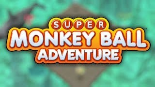 Super Monkey Ball Adventure (GC) - Monkey Bounce