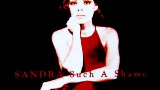 "SANDRA - Such A Shame / 12"" Cool Club Mix (STEREO)"