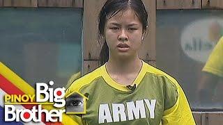 Pinoy Big Brother Season 7 Day 89: Kisses, umiyak sa gitna ng kanilang training