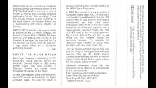 Carlo Curley - Organ Favourites (analog Compact Cassette) - 1987 - Part 7 - Christmas - Dethier