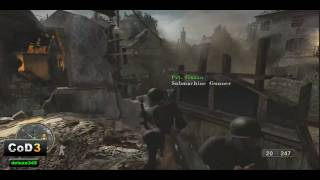 Call of Duty 1-5 Evolution Gameplay (PC HD)