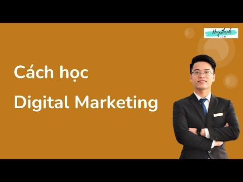 Cách học Digital Marketing hiệu quả | Duy Thanh Vlog