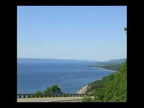 Cape Breton Highlands National Park Nova Scotia Canada