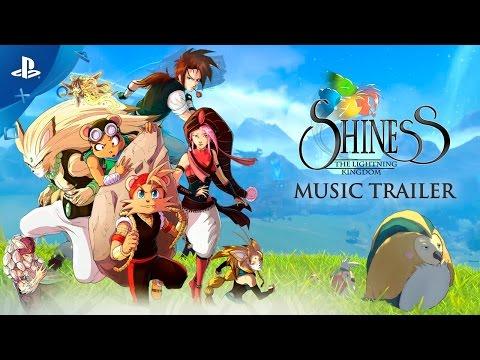 Shiness: The Lightning Kingdom - Music Trailer | PS4