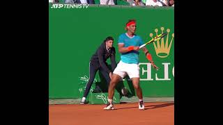 What If Rafa Nadal Played Tennis Right-Handed? #Shorts