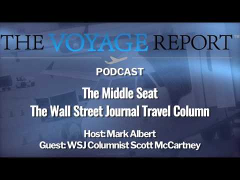Podcast: Episode 5-The Middle Seat - Wall Street Journal Aviation Columnist Scott McCartney