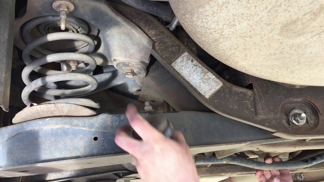How To Replace And Fit Irs Bump Stops Ford Falcon And Territory