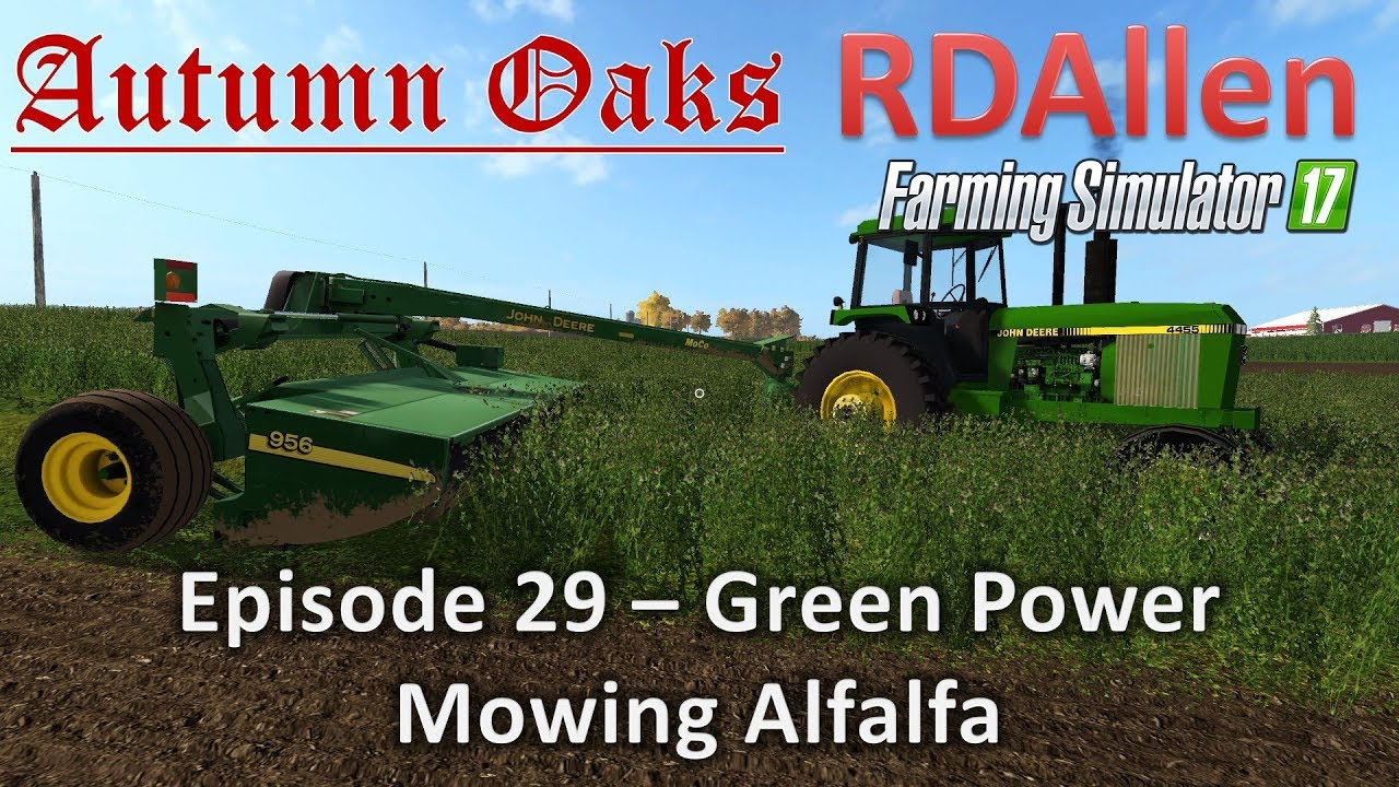 green power alfalfa