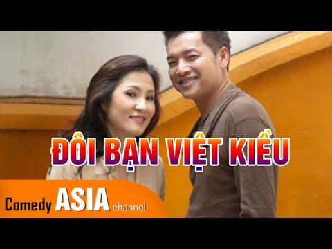 Hài Quang Minh Hồng Đào 2016 ĐÔI BẠN VIỆT KIỀU