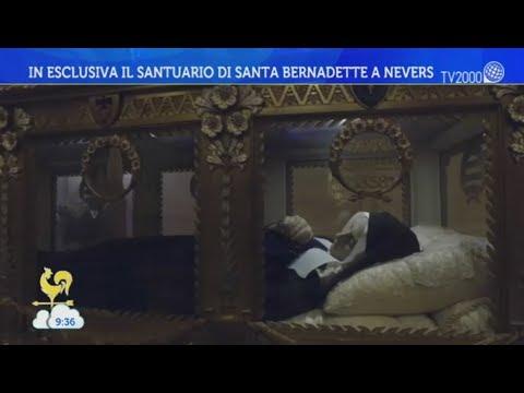 Entriamo nel Santuario di Santa Bernadette a Nevers