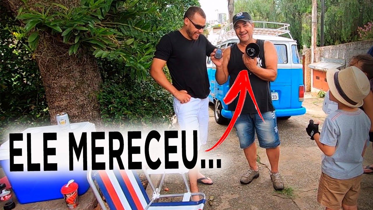 DEI UMA SIRENE 7 TONS PARA O CARIOCA