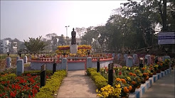 View of Rabindra Bharati University (RBU), Emerald Bower Campus, B.T. Road