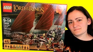 Lego Pirate Ship Ambush 79008 Lego Lord Of The Rings Lotr Review