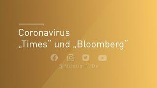"""Coronavirus - """"Times"""" und """"Bloomberg"""""""
