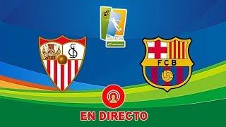 SEVILLA - FC BARCELONA | J4 PRIMERA IBERDROLA |
