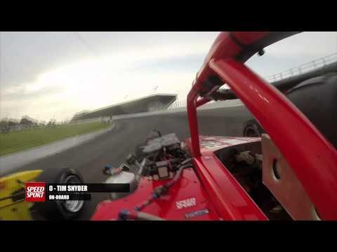 2014 Annual Mr. Novelis Supermodified Part 1 - SPEED SPORT - MAVTV - Racing - Oswego