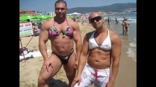 Приколы на пляже. Подборка смешных фото