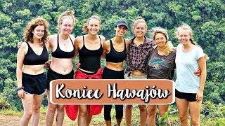 Wyjeżdżam z Hawajów!  Vlog z OSTATNICH DNI przed powrotem do Polski