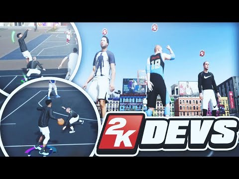 NBA 2K19 PULLING UP ON 2K DEVELOPERS W/ A TOP REP !!! 2K DEV SAID THERE GOING TO PATCH US  !!!
