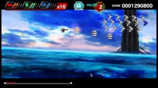 Darius Burst: Chronicle Saviours (PS Vita | PSTV) Video Review (Video Game Video Review)