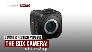 Panasonic's new BOX camera…
