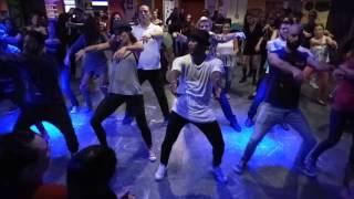 Yoandy salsa con reggaton havana belgrado festival 11.11.2016 Arrebátate by Los 4 awesome vibes