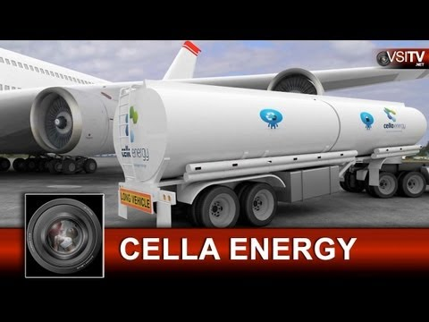 Cella Energy - Safe, low-cost hydrogen storage