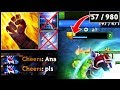 The Game You Should Watch Before You Die - Ana Crazy Ember Plays And Glimpse Dodge Dota 2