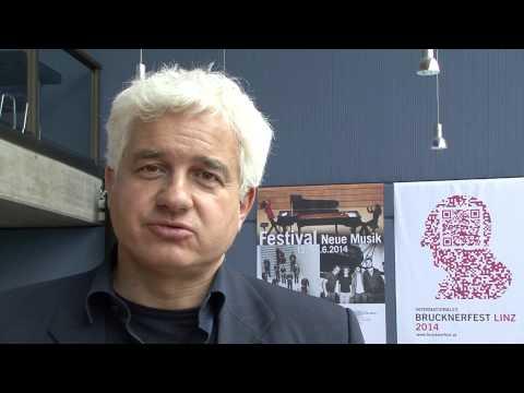 FESTIVAL NEUE MUSIK im Brucknerhaus Linz 12.-15.6.2014 - Hans-Joachim Frey