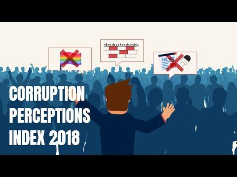 Corruption Perceptions Index 2018 | Transparency International